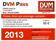 DVM Pass 2013 Exemple