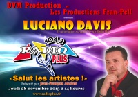 PROMOTION Luciano Davis Radio Plus
