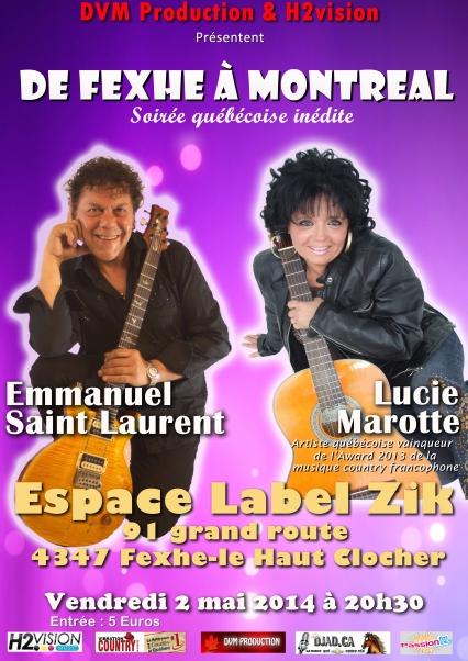 Affiche Emmanuel et Lucie Final 3 LABEL zik
