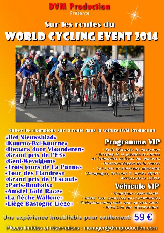 Cycling spring 2014