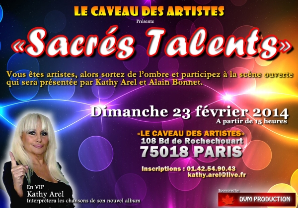 Promo Caveau 2014