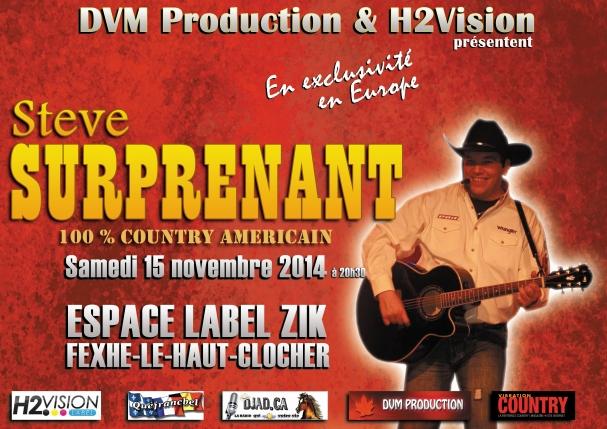 Affiche 15 novembre Steve rvb2