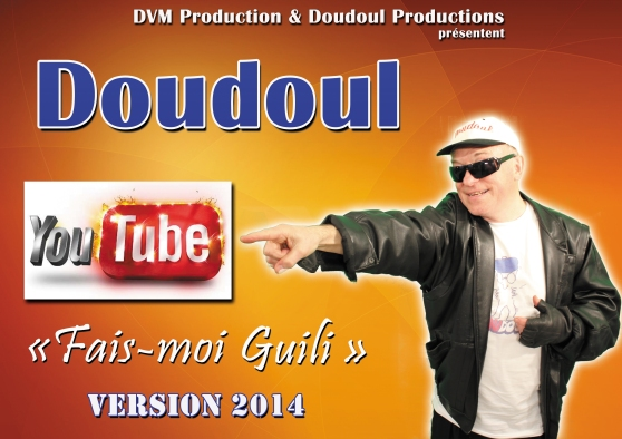 Doudoul Youtube logo
