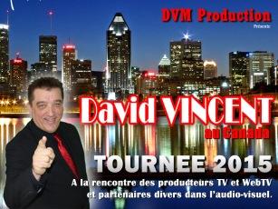 David DVM Médias 2015